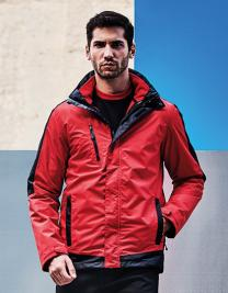 Men´s Contrast Softshell Jacket 3in1